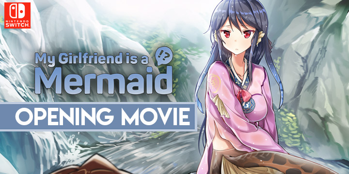 My Girlfriend is a Mermaid!?, release date, gameplay, features, price, game, Asia, Japan, Nintendo Switch, Switch, opening movie, update, Cosen Games