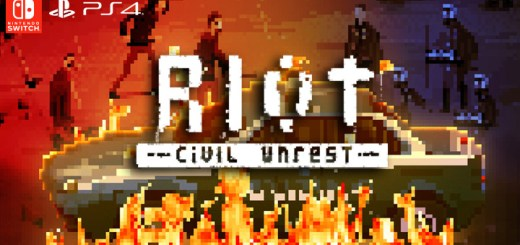 RIOT: Civil Unrest, Ps4, Switch, US, Europe, gameplay, features, release date, price, trailer, screenshots