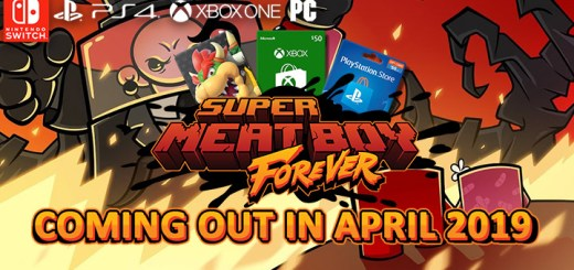 Super Meat Boy Forever, PlayStation 4, PS4, Switch, Nintendo Switch, XONE, Xbox One, PC, release date, trailer, features, update, game, Team Meat