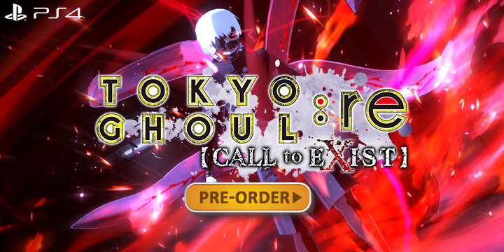 Tokyo Ghoul: re Call to Exist, Bandai Namco, PS4, PlayStation 4, North America, US, release date, price, gameplay, features, game, trailer, pre-order