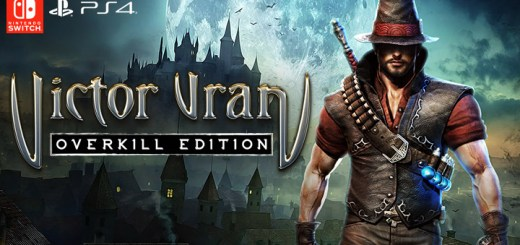 Victor Vran: Overkill Edition, Switch, Nintendo Switch, Japan, gameplay, features, release date, price, trailer, screenshots, PS4, PlayStation 4