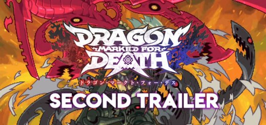Dragon Marked for Death, Nintendo Switch, Switch, Japan, US, North America, Europe, PAL, gameplay, features, release date, price, trailer, screenshots, second trailer, update, pre-order