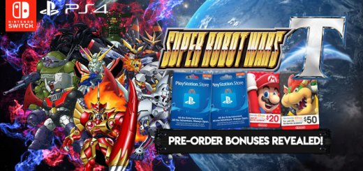Super Robot Wars T, PlayStation 4, Nintendo Switch, Japan, release date, gameplay, features, screenshots, trailer, English, Bandai Namco, price, pre-order bonuses, Premium Anime Song & Sound Edition, Gespenst