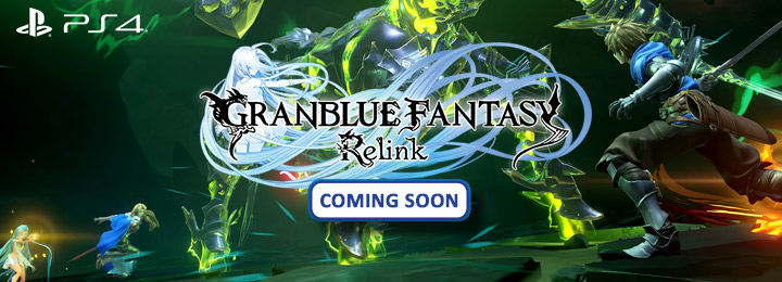 Granblue Fantasy Relink, PS4, Japan, PlayStation 4, gameplay, features, release date, price, trailer, screenshots