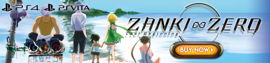 Zanki Zero, Zanki Zero: Last Beginning, PlayStation 4, US, PS4, North America, release date, west, gameplay, features, price, game, western release, update, pre-order