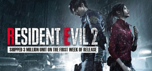 Resident Evil, Resident Evil 2, BioHazard RE:2, PS4, XONE, US, Europe, Japan, gameplay, features, release date, trailer, screenshots, update, shipments