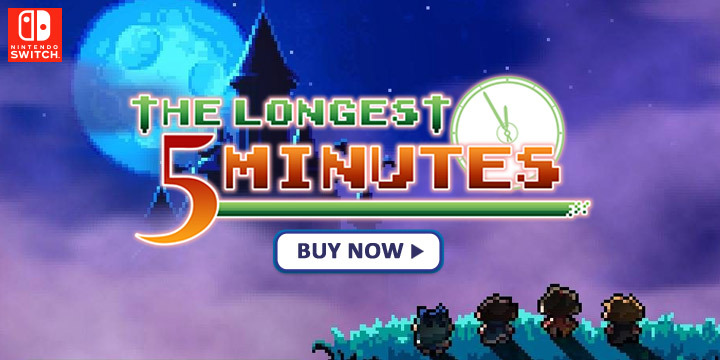 The Longest Five Minutes, PS Vita, PlayStation Vita, US, NIS America, gameplay, features, release date, price, trailer, screenshots
