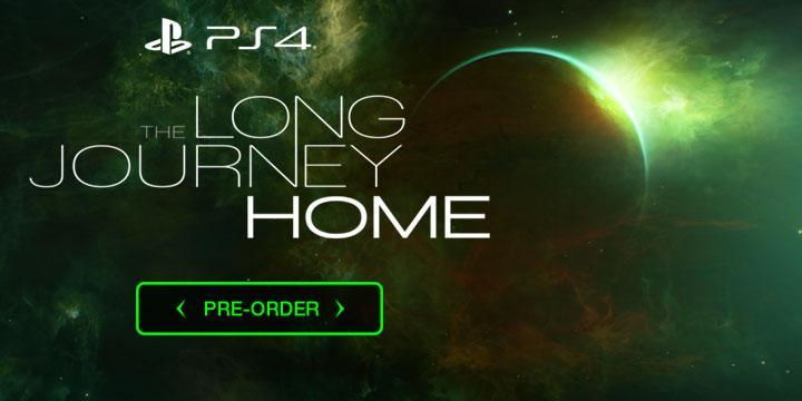 The Long Journey Home, PS4, PlayStation 4, Europe, gameplay, features, release date, price, trailer, screenshots