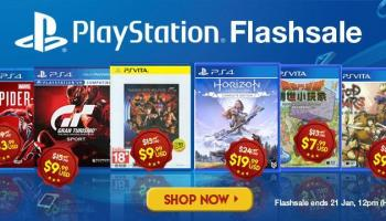 May Day! Madness Sale - 5 PS VITA Games Under $5! - Playasia