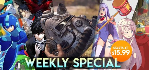 WEEKLY SPECIAL: Ni no Kuni II, Axiom Verge, Mega Man 11, & More!