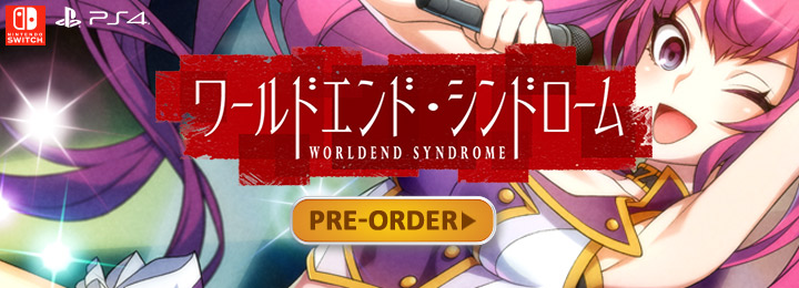 World End Syndrome, West, localization, PlayStation 4, Nintendo Switch, North America, Europe, release date, Spring 2019, Arc System Works, PQube, Physical Release