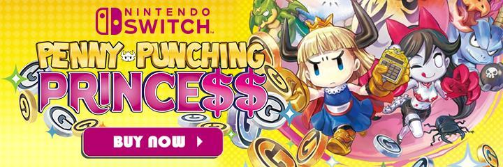 Penny-Punching Princess, PS Vita, PlayStation Vita, gameplay, features, release date, price, trailer, screenshots