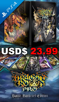 DRAGON'S CROWN PRO [BATTLE-HARDENED EDITION] Atlus