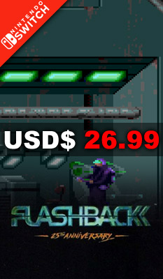 FLASHBACK: 25TH ANNIVERSARY [COLLECTOR'S EDITION] Maximum Games