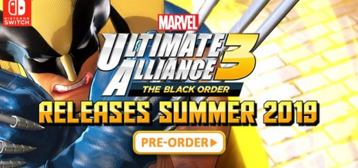 europe, us, north america, features, price, gameplay, pre-order, nintendo, nintendo switch, switch, Marvel Ultimate Alliance 3: The Black Order, release date, update, news