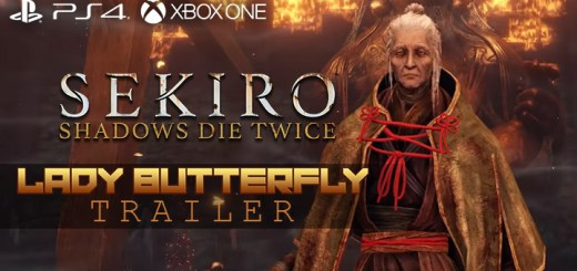 Sekiro: Shadows Die Twice, PlayStation 4, Xbox One, North America, US, Europe, Asia, Multi-Language, From Software, Activision, price, gameplay, features, game, new trailer, news, update, Lady Butterfly Trailer