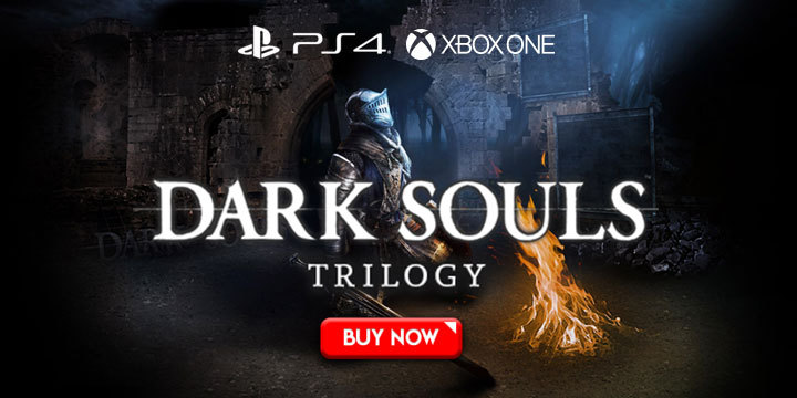 Dark Souls Trilogy, PS4, XONE, PlayStation 4, Xbox One, Europe, gameplay, features, release date, pirce, trailer, screenshots