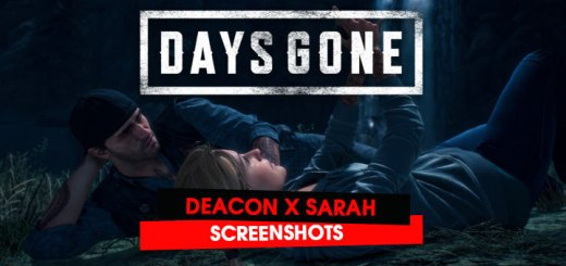 Days Gone, PS4, PlayStation 4, US, Europe, Asia, gameplay, features, release date, price, trailer, screenshots, update, Deacon x Sarah