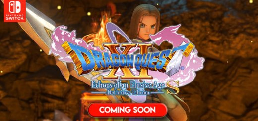 Dragon Quest XI: Echoes of an Elusive Age S - Definitive Edition, Nintendo Switch, Switch, US, North America, release date, gameplay, features, Dragon Quest XI S