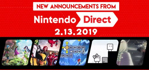 Nintendo Direct, Nintendo Direct 2019, Nintendo, Nintendo Switch, new games, new switch games, news, update