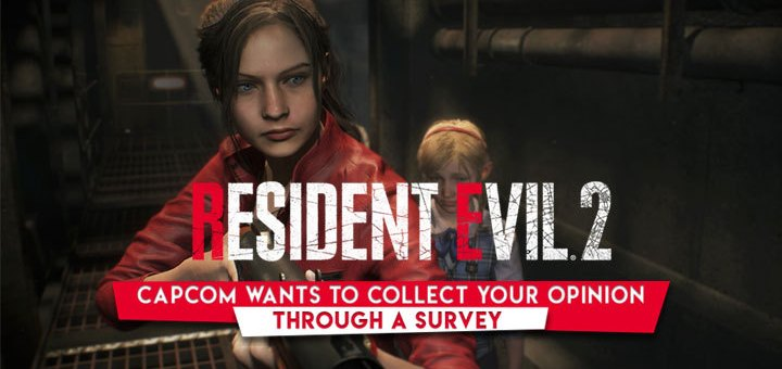 Resident Evil 2, PS4, XONE, PlayStation 4, Xbox One, gameplay, features, release date, price, trailer, screenshots, US, Europe, Australia, Japan, Asia, survey