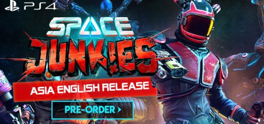 Space Junkies, PlayStation 4, English, Asia, PS4, PSVR, price, release date, gameplay, features, pre-order