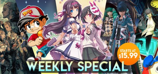 WEEKLY SPECIAL: Persona 4: Golden, Gal Gun: Double Peace, & More!