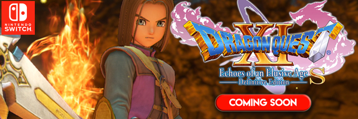 Dragon Quest XI: Echoes of an Elusive Age S - Definitive Edition, Nintendo Switch, Switch, US, North America, release date, gameplay, features,Dragon Quest XI S