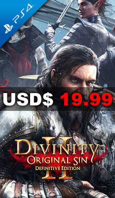 DIVINITY: ORIGINAL SIN II [DEFINITIVE EDITION] Bandai Namco Games