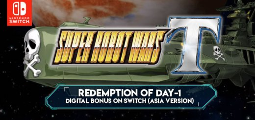 Super Robot Wars T, Nintendo Switch, Japan, release date, gameplay, features, trailer, English, Bandai Namco, price, update, Day One Digital Bonus, Day One Bonus Issue, Update Patch, news, update