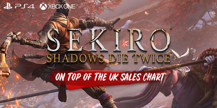 sekiro shadows die twice collectors edition ps4 uk