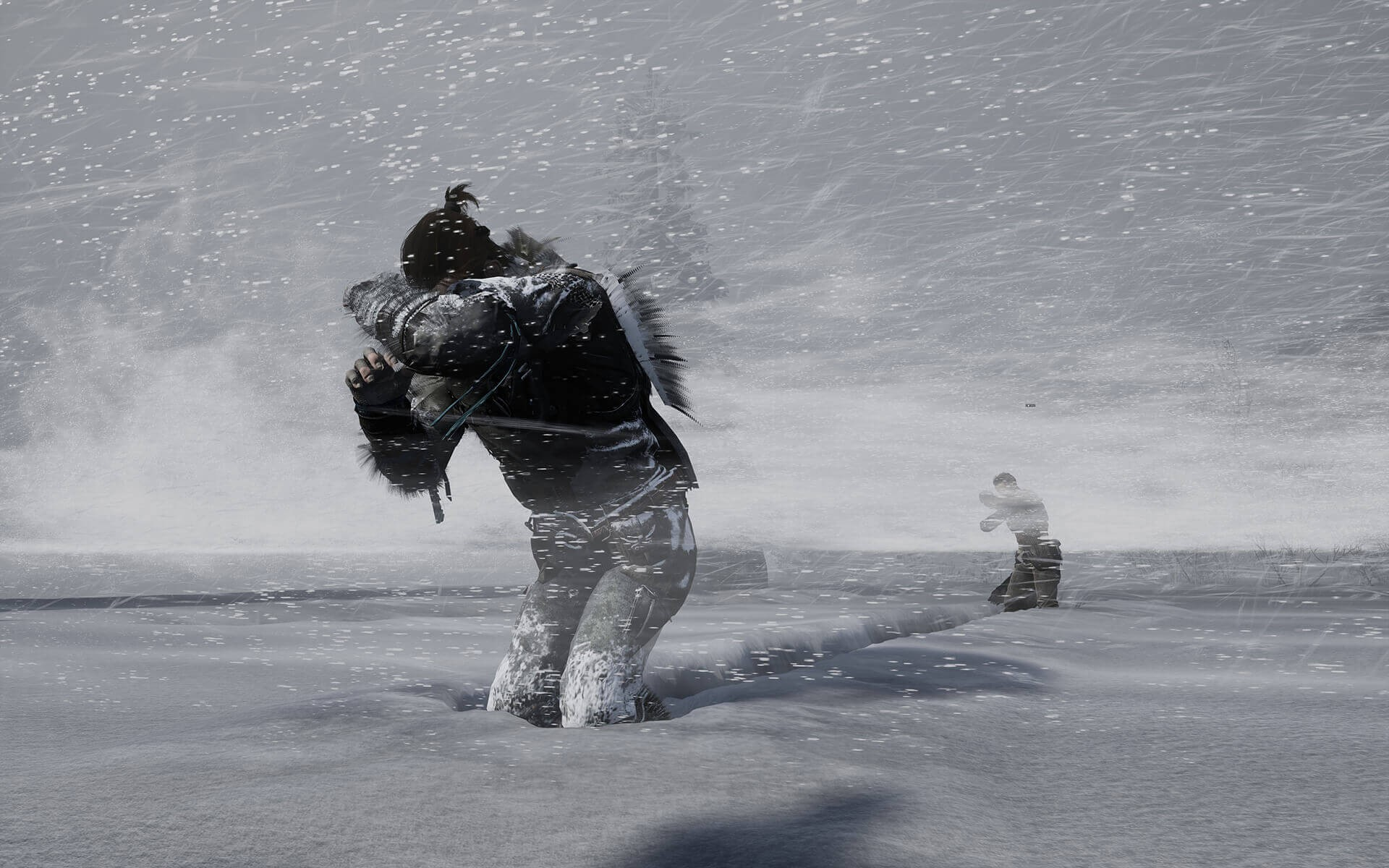 Fade to Silence: Survive the Winter Wasteland this April for