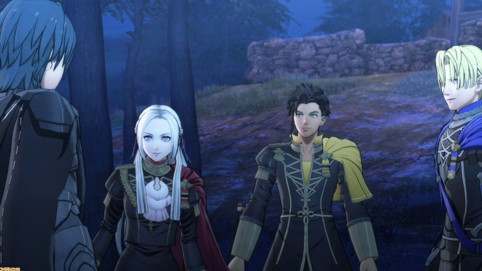 Fire Emblem Three Houses Received A Plethora Of New Update