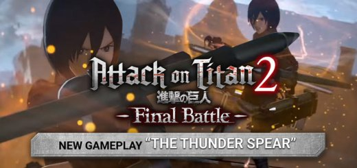 Attack on Titan 2: Final Battle, release date, US, North America, Europe, Asia, Japan, PAL, gameplay, features, price, pre-order, Koei Tecmo Games, PS4, PlayStation 4, Switch, Nintendo Switch, Xbox One, new gameplay, Thunder Spear