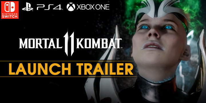 Mortal Kombat, Mortal Kombat 11, PS4, XONE, Switch, PlayStation 4, Xbox One, Nintendo Switch, US, Europe, Asia, gameplay, features, release date, price, trailer, screenshots, launch trailer