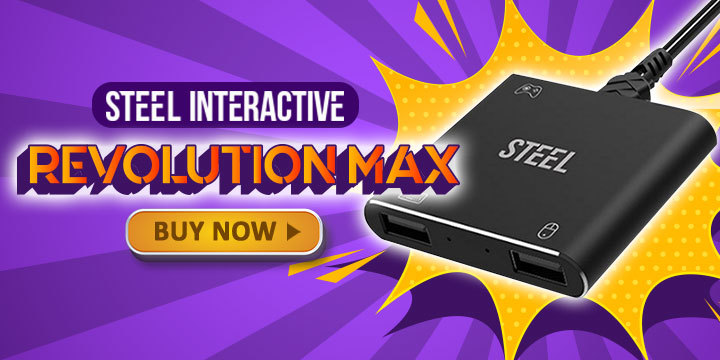 Grab the Keyboard Mouse Converter 'Revolution Max' Here at Playasia!