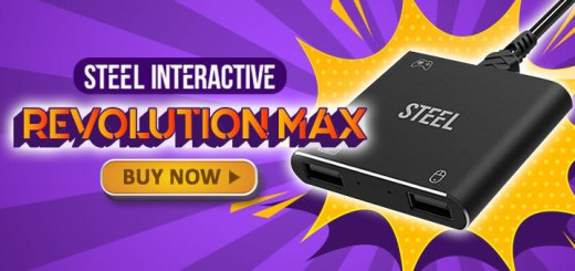 Revolution Max, 레볼루션 맥스, Accessories, accessory, PS3, PS4, XONE, Switch, PlayStation 3, PlayStation 4, Xbox One, Nintendo Switch, keyboard converter, mouse converter