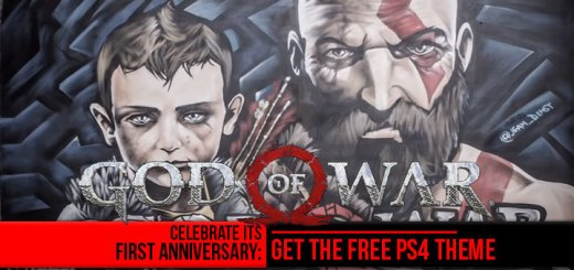 God of War, PS4, PlayStation 4, update, Santa Monica Studios, Sony Interactive Entertainment, Thank You, Anniversary