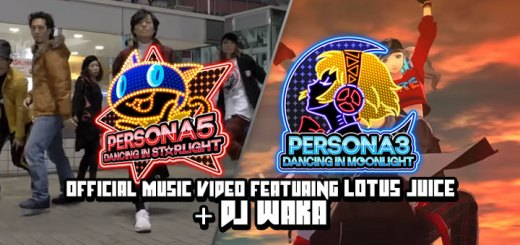 Persona, Persona Dancing, Persona 3, Persona 5, Persona 3: Dancing in Moonlight,Persona 5: Dancing in Starlight, PS4, PlayStation 4, PS Vita, PlayStation Vita, US, Europe, Japan, Australia, Asia, update, Super Live, Persona Super Live P-Sound Street 2019, music video
