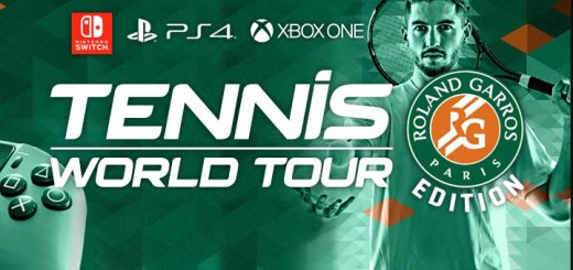 Tennis World Tour, Tennis World Tour [Roland-Garros Edition], PS4, XONE, Switch, Multi-language, US, Asia, PlayStation 4, Xbox One, Nintendo Switch, Big Ben Interactive, Maximum Games