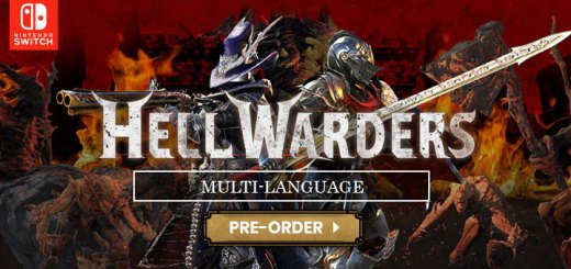 Hell Warders, Multi-Language, Nintendo Switch, Switch, release date, gameplay, features, price, trailer, pre-order, Asia