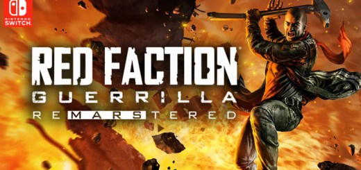 Red Faction: Guerrilla Re-Mars-tered, Red Faction: Guerrilla, Switch, Nintendo Switch, THQ Nordic, US, Europe