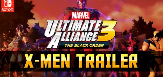 europe, us, north america, japan, features, price, gameplay, pre-order, nintendo, nintendo switch, switch, Marvel Ultimate Alliance 3: The Black Order, release date, update, news, new gameplay, marvel, x-men, x-men trailer