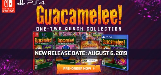 Guacamelee! One-Two Punch Collection, PS4, Switch, PlayStation 4, Nintendo Switch, North America, US, release date, price, gameplay, features, game, Leadman Games, pre-order, delayed release date, delayed