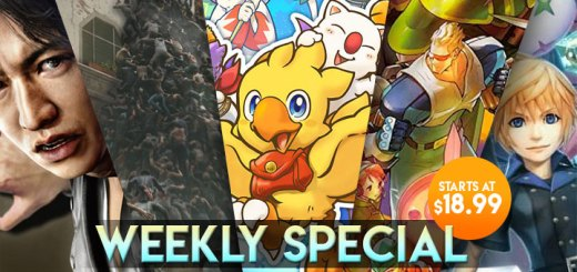 WEEKLY SPECIAL: Super Robot Wars V, World War Z, Ys Origin, & More!
