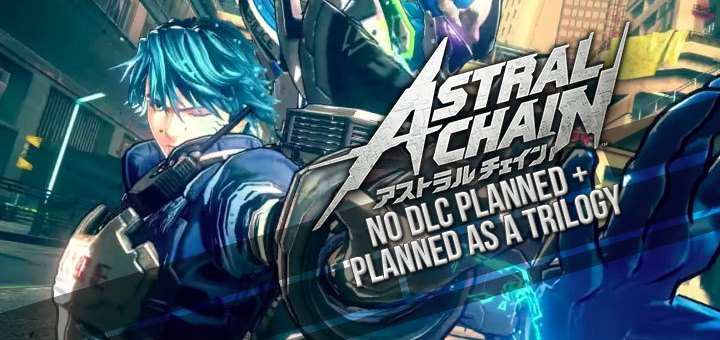 Astral Chain, Nintendo, A Limited Edition, Japan, Nintendo Switch, Switch, US, Europe, Australia, PlatinumGames, update, no DLC, trilogy