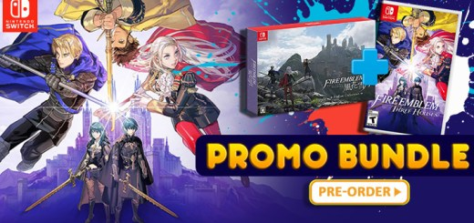 Fire Emblem: Three Houses, Fire Emblem: Three Houses bundle, Limited Edition, Fodlan Collection, Nintendo, US, Japan, game, release date, pre-order, gameplay, features, price, Nintendo Switch, Switch, promo, bundle