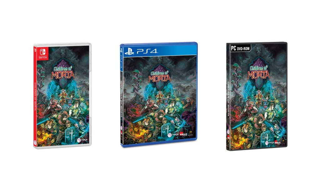 Children of Morta, PS4, Nintendo Switch, PlayStation 4, Windows, PC, US, Europe, Merge Games, Pre-order