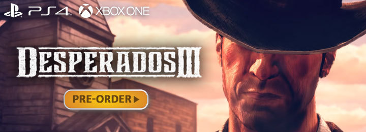 Desperados Iii Introduces Hector Mendoza On A New Character Trailer