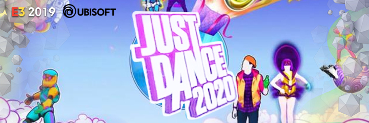 just dance 2020, ubisoft, e3 2019